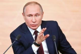 Tổng thống Nga Vladimir Putin: Việc luận tội Tổng thống Trump sẽ không được Thượng viện thông qua