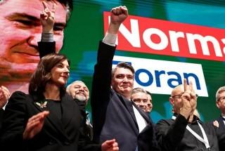 Bầu cử tổng thống Croatia: Cựu Thủ tướng đương kim Tổng thống bước vào vòng bầu cử thứ 2