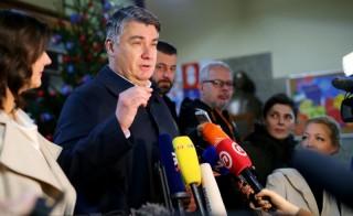 Bầu cử Croatia vòng 2: Cuộc đấu của đương kim Tổng thống-cựu Thủ tướng