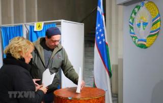 Đảng Dân chủ Tự do giành được nhiều ghế nhất trong Quốc hội Uzbekistan