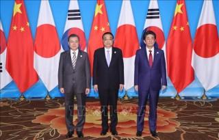 Lãnh đạo Trung - Nhật - Hàn nhất trí thúc đẩy đối thoại Mỹ - Triều