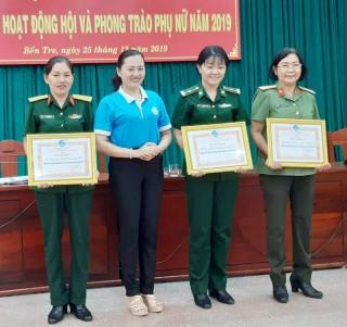 Hội Liên hiệp Phụ nữ tỉnh tổng kết hoạt động năm 2019