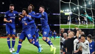 Chelsea thắng Tottenham, Lampard bất ngờ buông lời cay đắng với Mourinho