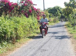 Chi bộ ấp Lộc Sơn đạt trong sạch, vững mạnh toàn diện