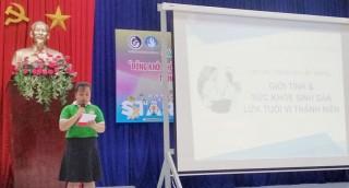 """Nguyễn Ngọc Minh Anh đạt danh hiệu """"Sinh viên 5 tốt"""""""