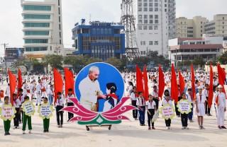 Phát động thi đua chào mừng Đại hội Cháu ngoan Bác Hồ