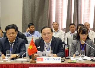Ủy hội sông Mê Công quốc tế họp với Nhóm tư vấn các Đối tác phát triển