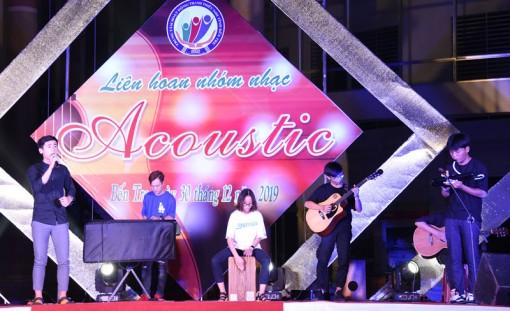 Sôi nổi liên hoan nhóm nhạc Acoustic