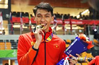 Trần Nhật Hoàng bất ngờ được bình chọn là vận động viên yêu thích nhất Cúp Chiến thắng 2019