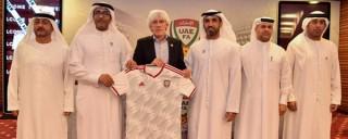 Tân HLV UAE muốn thắng Việt Nam tại vòng loại World Cup 2022