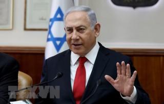 Thủ tướng Israel B.Netanyahu yêu cầu Quốc hội miễn trừ truy tố