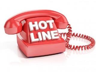 Công khai số điện thoại đường dây nóng tiếp nhận và xử lý trật tự an toàn giao thông