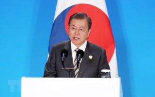 Hàn Quốc cam kết xây dựng cộng đồng hòa bình trên Bán đảo Triều Tiên