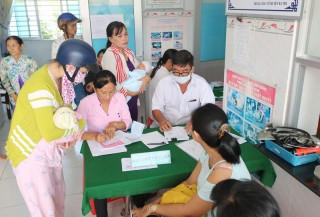 Bệnh viện Nguyễn Đình Chiểu khám chữa bệnh cho trên 1 triệu lượt người
