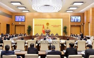 Thường vụ Quốc hội sẽ thảo luận biên chế, cơ cấu Văn phòng Quốc hội