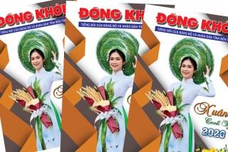 Ðón đọc ấn phẩm Xuân Ðồng Khởi Canh Tý 2020