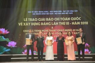 57 tác phẩm đoạt Giải Búa liềm Vàng lần thứ IV – năm 2019