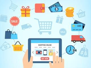 Tập trung phát triển thương mại điện tử