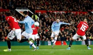 Bán kết Cúp Liên đoàn Anh: Man City đặt chân vào trận chung kết