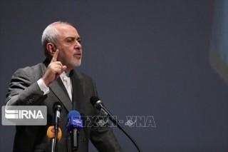 Căng thẳng Mỹ-Iran: Ngoại trưởng Iran cảnh báo Tehran sẽ đáp trả tương xứng