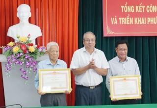 Ban Tuyên giáo Tỉnh ủy đã hoàn thành tốt các chỉ tiêu, nhiệm vụ đề ra
