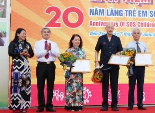 Kỷ niệm 20 năm thành lập Làng Trẻ em SOS Bến Tre