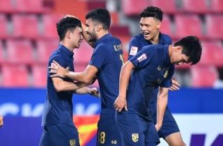 Đánh bại U23 Bahrain, U23 Thái Lan xác lập cột mốc lịch sử