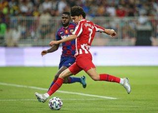 Atletico Madrid lội ngược vòng hoàn hảo trước Barcelona