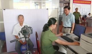 Công an Bến Tre cấp hộ chiếu phổ thông bằng tờ khai điện tử