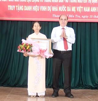 TP. Bến Tre họp mặt kỷ niệm 90 năm Ngày thành lập Đảng