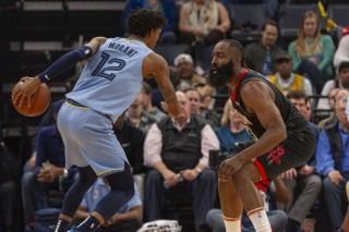Kết quả NBA ngày 15-1-2020: James Harden gây thất vọng dù ghi 41 điểm