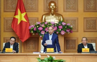 Thủ tướng chủ trì phiên họp thứ 6 của Tiểu ban Kinh tế-Xã hội