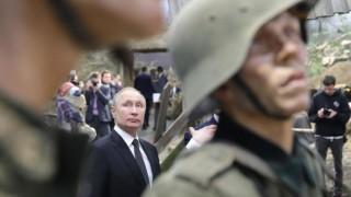"""Tổng thống Putin khẳng định tầm quan trọng của """"kế hoạch chuyển giao"""""""
