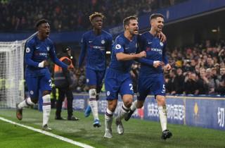 Chelsea hòa kịch tính Arsenal, Man City thắng Sheffield United 1-0