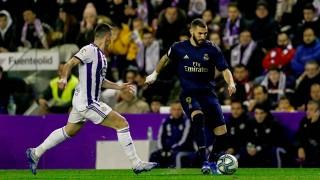 Valladolid 0-1 Real: Nacho đưa Real lên ngôi đầu bảng thay Barca