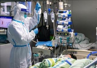 106 người tử vong do virus corona, khoảng 1.300 ca nhiễm mới