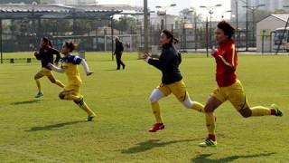 ĐT nữ Việt Nam loại 5 cầu thủ trước khi dự vòng loại Olympic Tokyo 2020