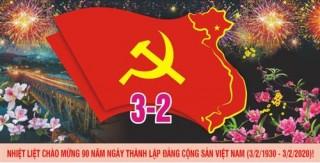 Chuẩn bị kỷ niệm 90 năm Ngày thành lập Đảng