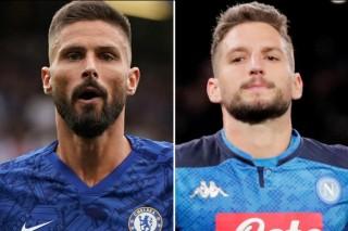 """Tin bóng đá 30-1-2020: Chelsea chỉ """"nhả"""" Giroud nếu có tiền đạo của Napoli"""