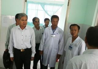 Không chủ quan trong phòng chống dịch viêm phổi do vi-rút Corona