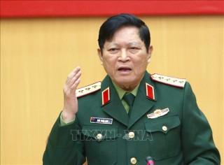 Đoàn đại biểu quân sự cấp cao Việt Nam thăm LB Nga