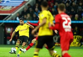 Leverkusen 4-3 Dortmund: Thua ngược 10 phút cuối trận