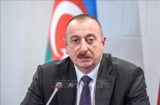 Bầu cử Quốc hội trước thời hạn ở Azerbaijan