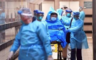 Số ca tử vong do virus corona vượt dịch SARS trên phạm vi toàn cầu