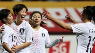 Không thể làm nên bất ngờ, tuyển nữ Việt Nam thua 0-3 trước Hàn Quốc