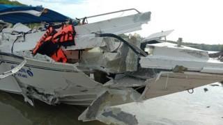 Thái Lan: Tàu cao tốc cánh ngầm va chạm, hai khách du lịch thiệt mạng