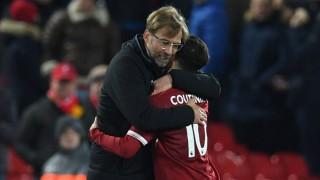 Tin bóng đá 10-2-2020: Klopp nhắm Coutinho là phương án B cho Liverpool