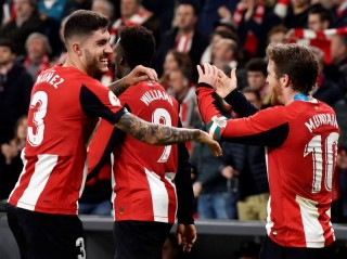 Muniain giúp Bilbao tiến gần tới chung kết cúp Nhà vua