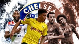 Sau Ziyech, Chelsea tiếp tục săn Sancho và Dembele để cải tạo hàng công