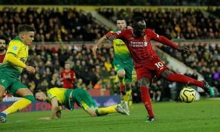 Mane tỏa sáng, giúp Liverpool kéo dài mạch thắng